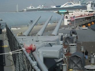 battleship Iowa 117