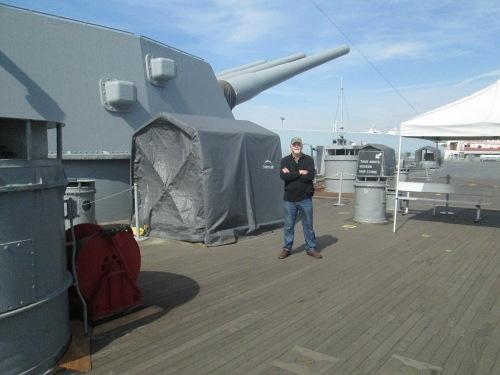 battleship Iowa 129