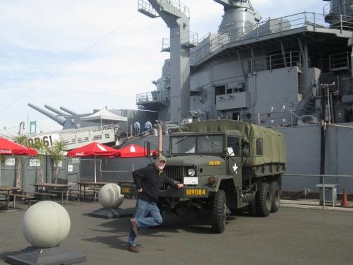 battleship Iowa 152