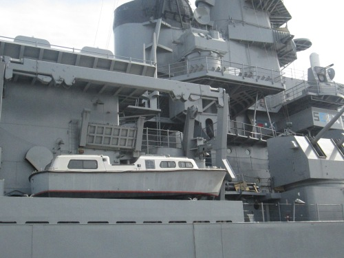 battleship Iowa 157