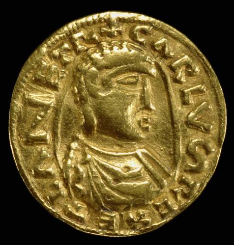 Coin charlemagne