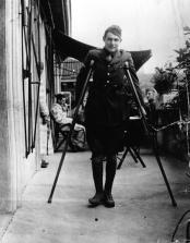 ernest hemingway war wounded