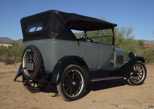 touring car chev1927