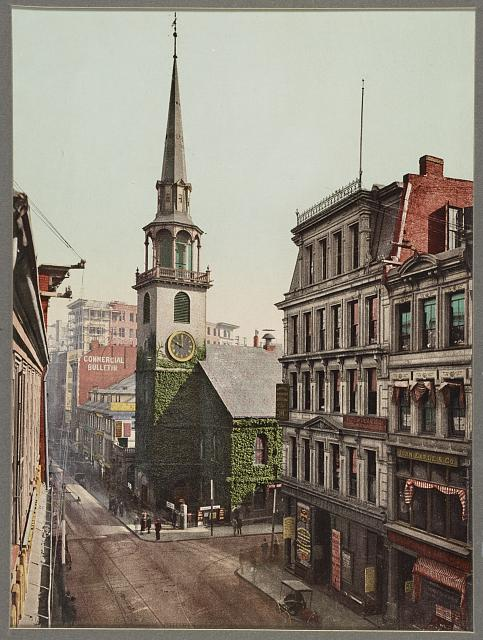 boston old south church