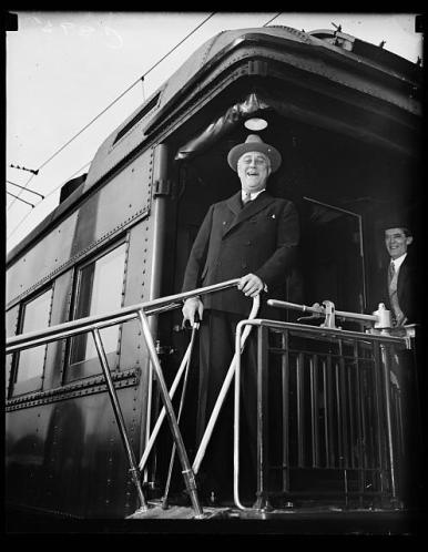 roosevelt on train 2