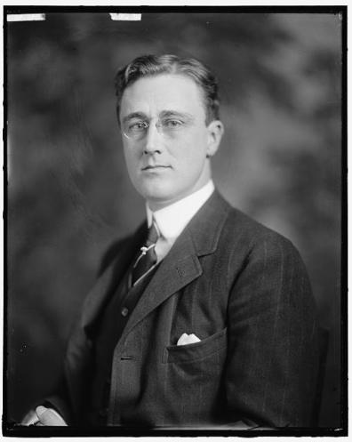 roosevelt portrait young