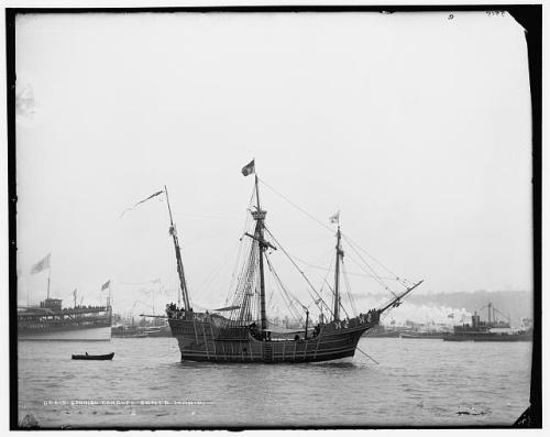 span.caravelle Santa Maria
