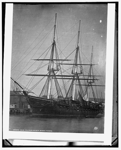 USS Colorado 1899
