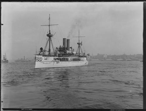 USS Maine 1911