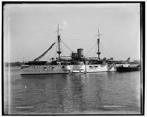 USS Texas 1899
