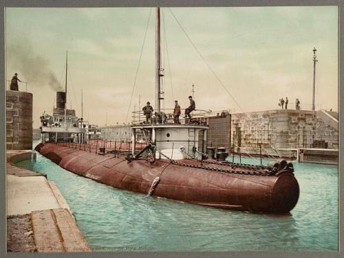Whaleback ship 1899