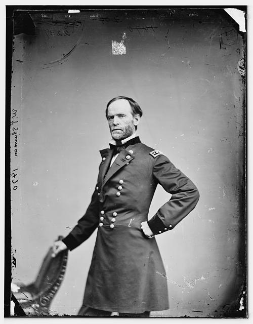 Wm Tecumseh Sherman
