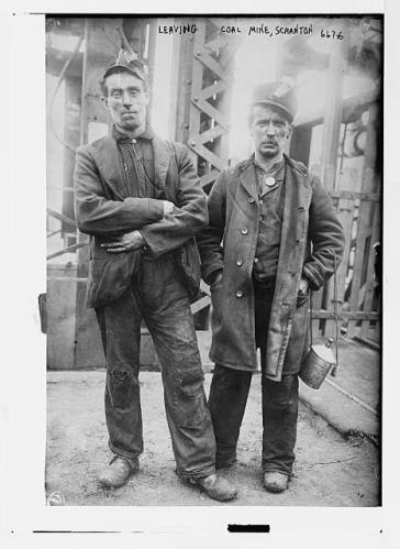 2 miners 1911