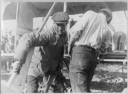 cal rogers transcontinental flight 1911