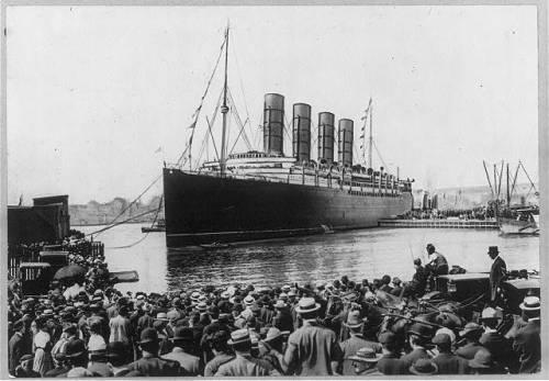 lusitania 1907 2