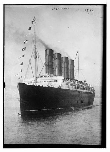 lusitania 5