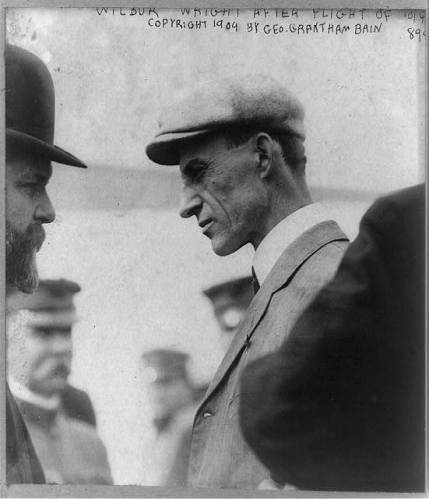 wilbur wright 1909