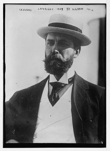 C E Hughes 1907