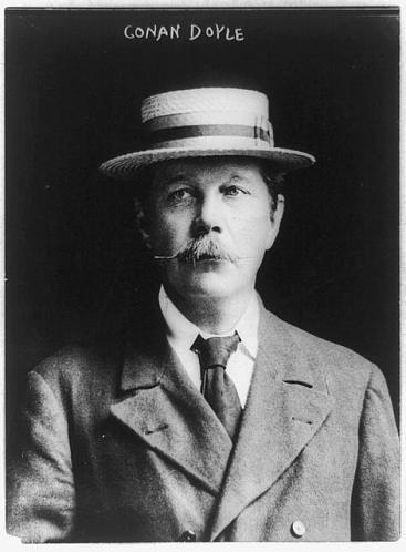 Conan Doyle 1917