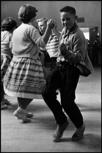 dance kids 1950s