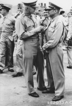 Hap Arnold and Jimmy Doolittle June 27, 1942