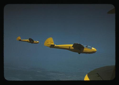 Marine gliders
