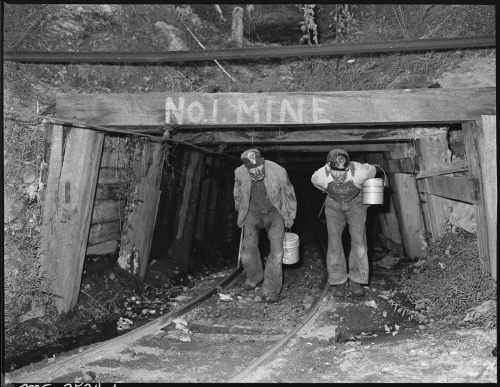 miners emerging