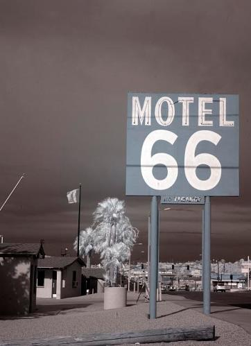 motel 66 barstow