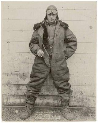 pilot mail 1920s