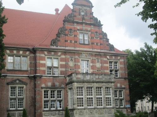 Poland gov't county building 033