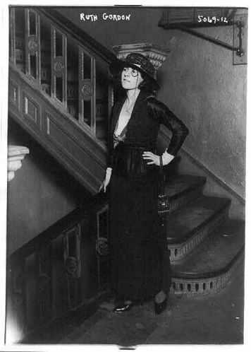 ruth gordon 1919