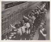 Switchboard busy