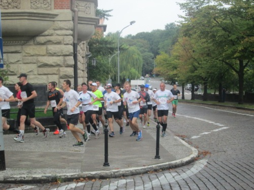 Poland marathon run 024