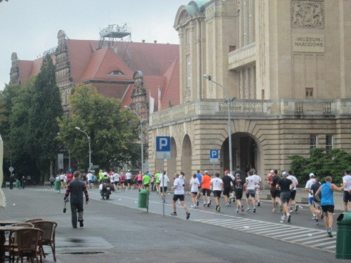 Poland marathon run 036