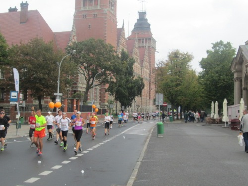 Poland marathon run 045