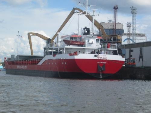 Szczecin Jureks boat ride with scott 033