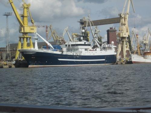 Szczecin Jureks boat ride with scott 037