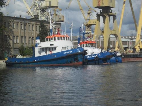 Szczecin Jureks boat ride with scott 040