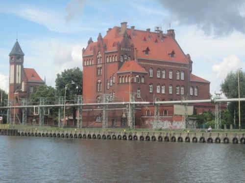 Szczecin Jureks boat ride with scott 140