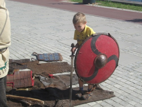 Poland kids and vikings 050