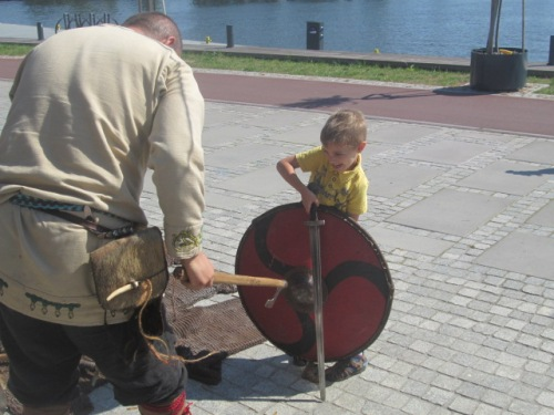 Poland kids and vikings 061