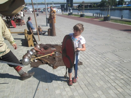 Poland kids and vikings 072