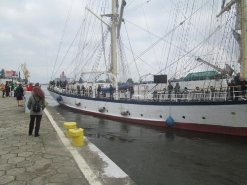 Sailing ship szczecin 086
