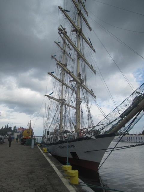 tall ship in szczecin 015