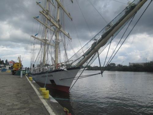 tall ship in szczecin 028