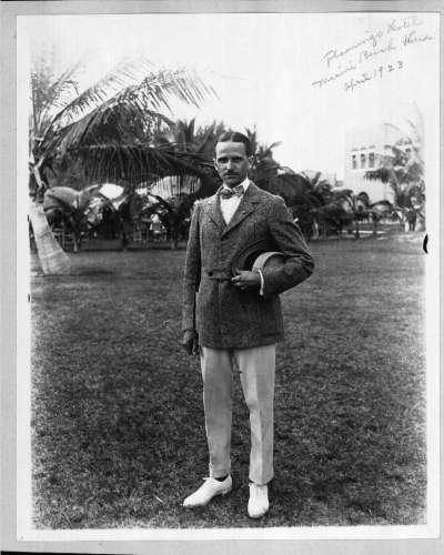 man 1923 florida