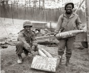Easter Eggs For Hitler 10-3-1945