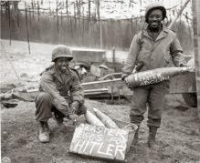 Easter Eggs For Hitler 10-3-1945