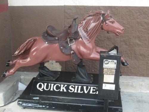 horse at ralphs