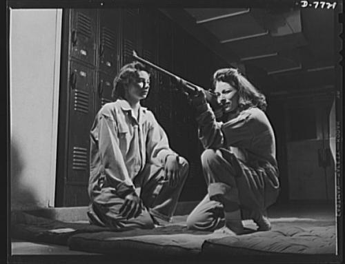 roosevelt HS LA 1942